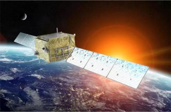 最先进的探测卫星