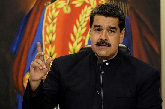 委内瑞拉总统马杜罗 视觉中国 资料图