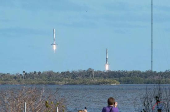 SpaceX火箭回收饱受争议和质疑,一路走来日渐成熟,如今已经鲜有人再怀疑了