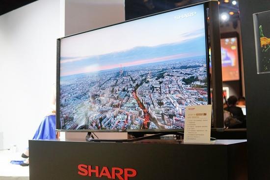 夏普发布首台消费级8K电视