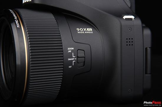 柯达[Kodak]AZ901便捷对焦环