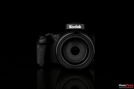 柯达[Kodak]AZ901机身正面