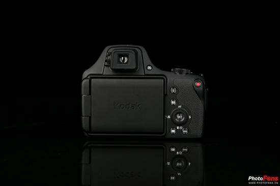 柯达[Kodak]AZ901机身背面