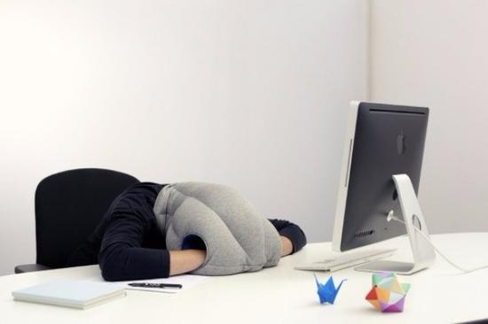 午睡神器,这简直就是上班族的必备啊!