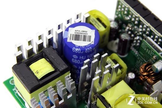 高品质电源可以为硬件提供更好的防护