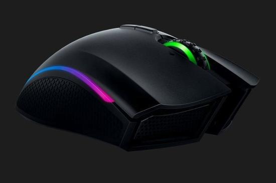 RazerMambaHyperFlux鼠标