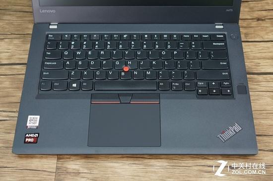 鲜明的ThinkPadC面设计格调