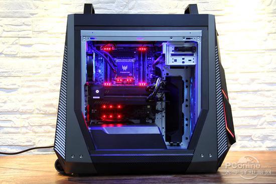 1670万色的RGB灯效