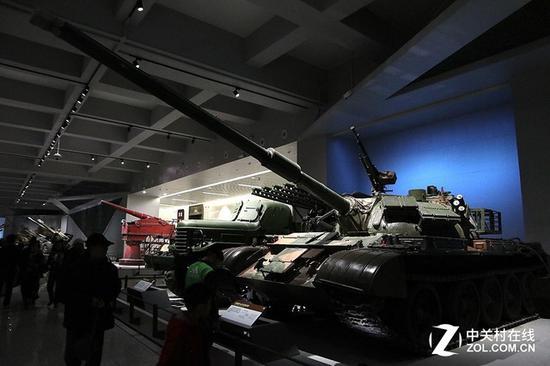 中国59D坦克