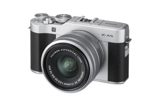 富士X-A5(正式发布)