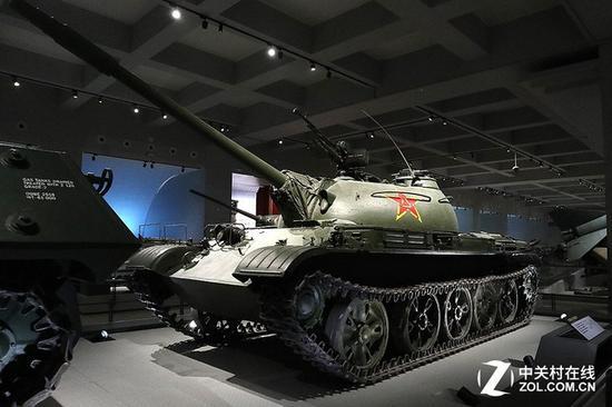 中国62坦克