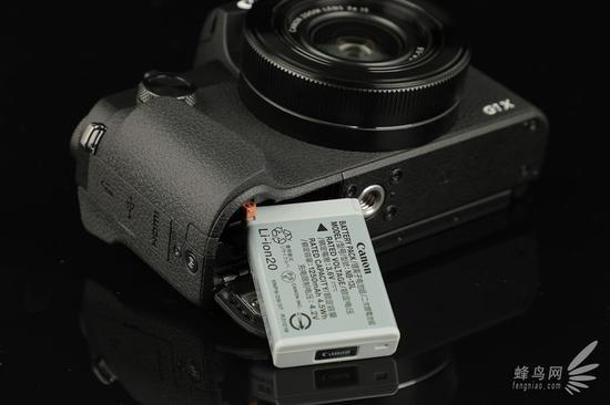 佳能G1 X Mark III电池