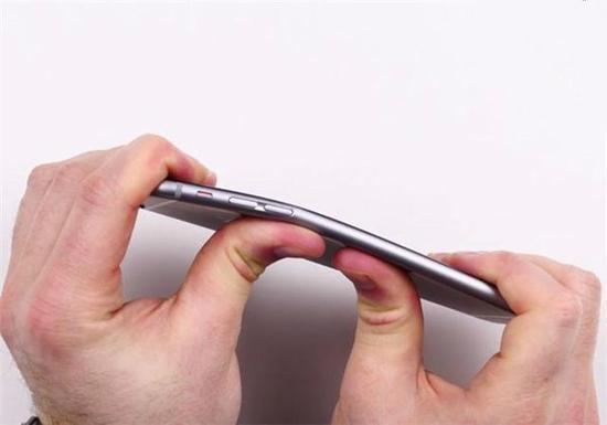 iPhone 6坐弯门