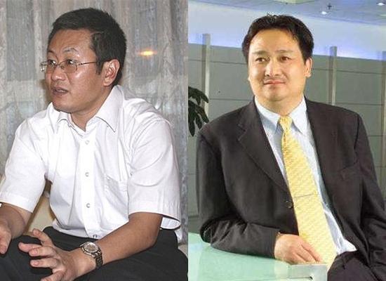 炫龙品牌创始人余军农与神舟新天下集团董事长吴海军