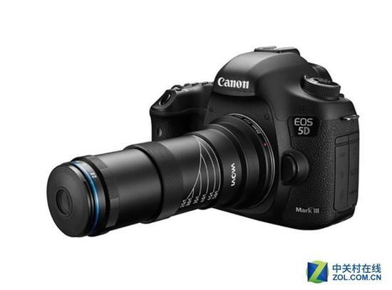 老蛙25mmf/2.8微距镜头上机效果