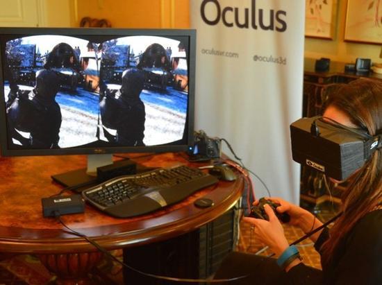 OculusVR设备