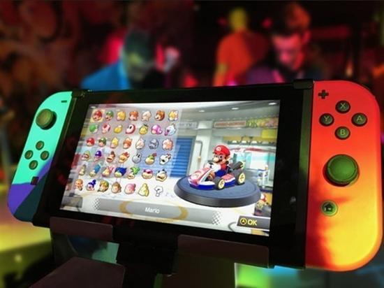 传任天堂Switch全版本被破解(图片来自baidu)