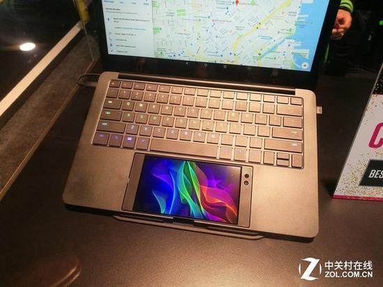 ProjectLinda并不是一台真正的笔记本电脑