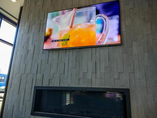 美国电视信号质量真的是特别高