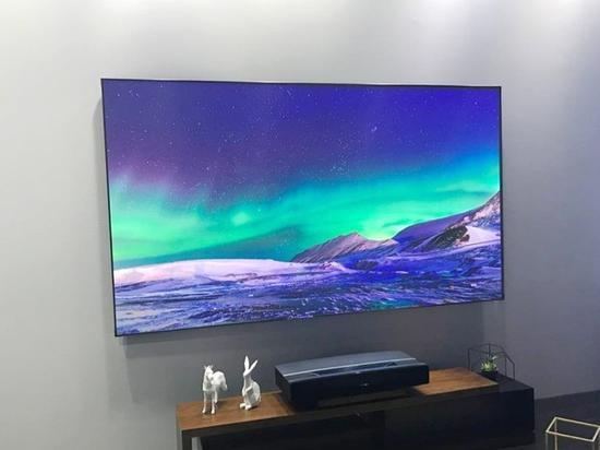PK液晶电视!激光激活投影市场新生态