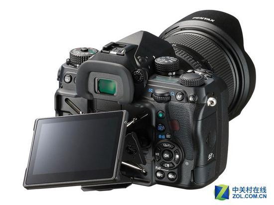 宾得发布K-1II单反相机