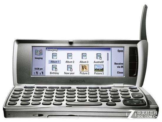 21世纪初,诺基亚率先推出的TFT-LCD彩屏手机