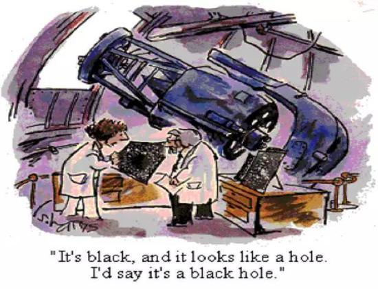 黑洞漫画3