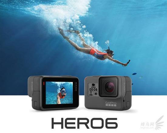 GoPro Hero 6 运动相机