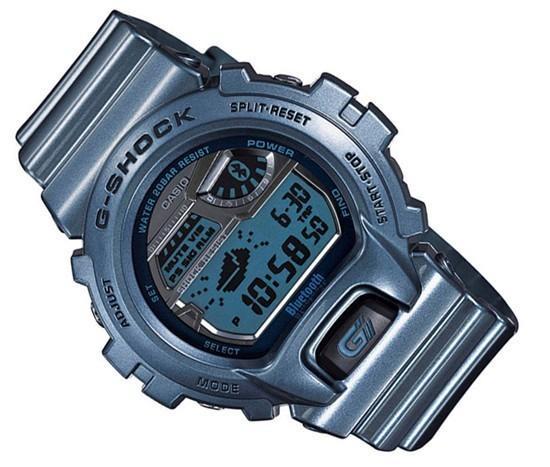 卡西欧G-Shock智能手表
