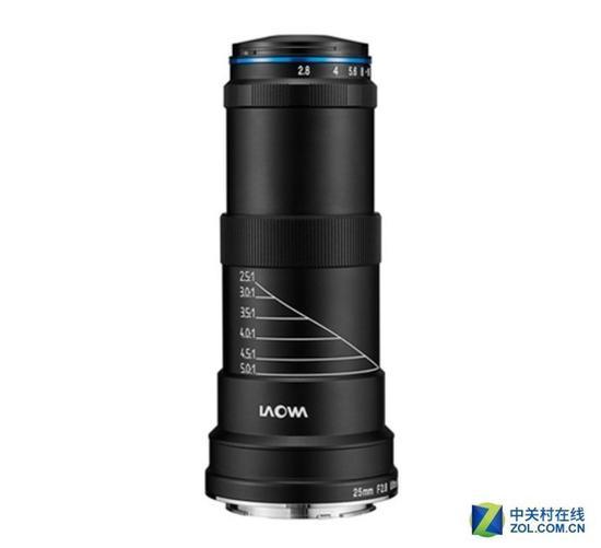 老蛙25mmf/2.8微距镜头