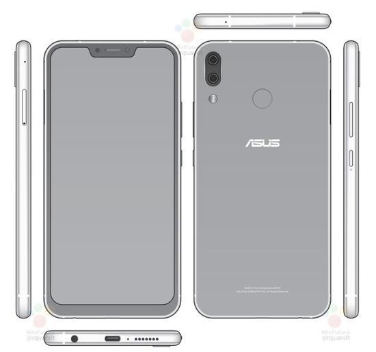华硕[ASUS]ZenFone 5曝光