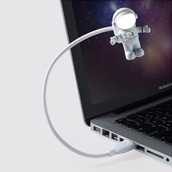 别具一格的USB小夜灯。