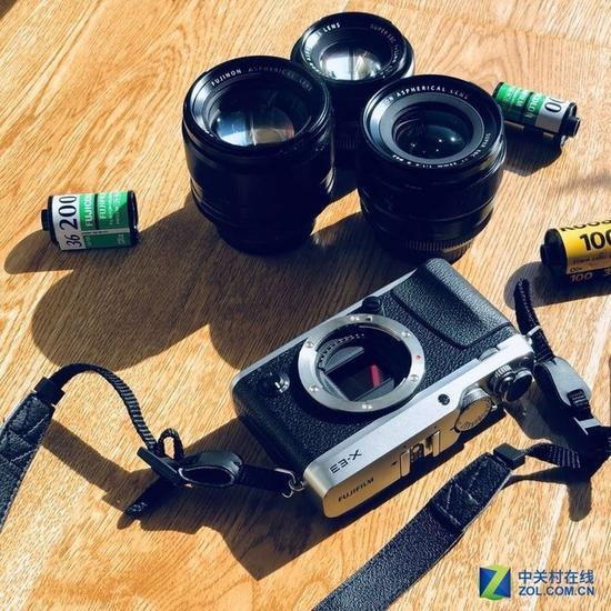 富士X-E3,是我最近看中的富士相机