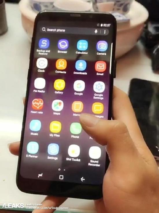 山寨版三星Galaxy S9+