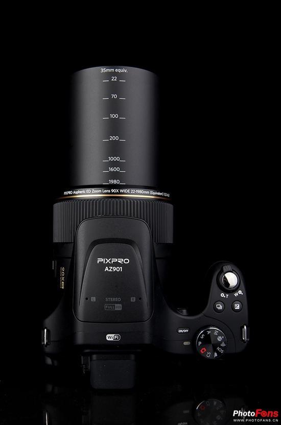 柯达[Kodak]AZ901 90倍光学变焦镜头