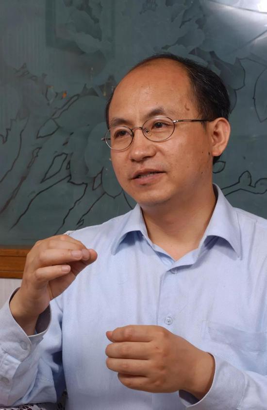 中国科学院院士张亚平