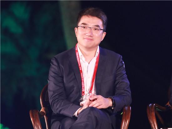 凡普金科创始人兼首席执行官董祺
