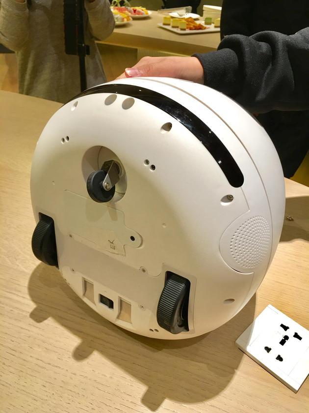 蛋壳机器人的三轮设计