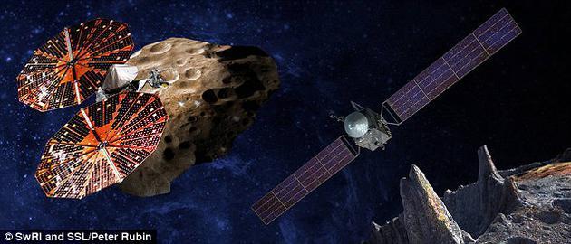 """美国宇航局最近几天公布了两项大胆的计划,如果得以顺利实施,将极大地拓展我们对于太阳系形成过程的认识。这两项计划分别名为""""露西""""(Lucy)计划和""""灵神星""""(Psyche)计划"""
