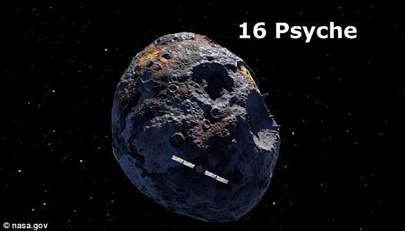 """""""灵神星""""计划将帮助科学家们加深对于行星分异的了解,也就是一颗行星是如何分异形成核、幔、壳结构的"""