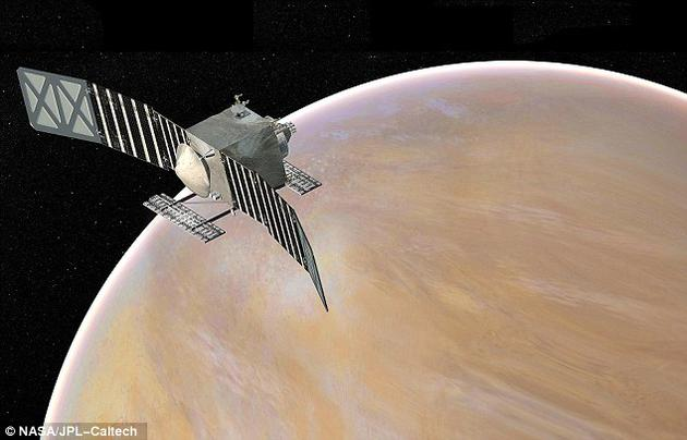 """""""金星辐射、无线电科学、合成孔径雷达干涉(InSAR)、地形及光谱探测""""(VERITAS)。该项目将提供金星表面的高分辨率全球地形图并对金星表面进行成像"""