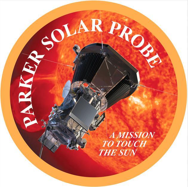 帕克太阳探测器的官方任务徽标