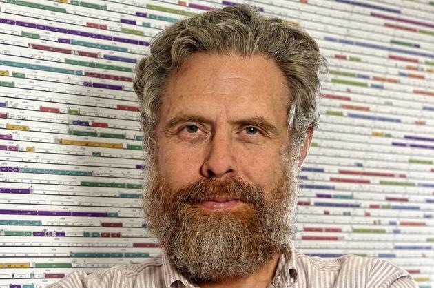 哈佛大学遗传学家 George Church,图片来源:Harvard University