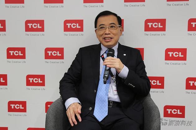 TCL集团董事长李东生接受专访