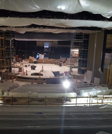 史蒂夫・乔布斯剧院内部