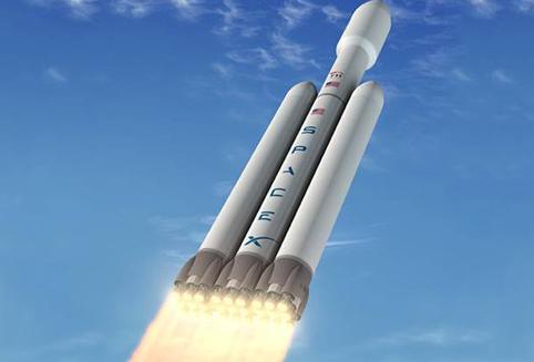 猎鹰重型火箭