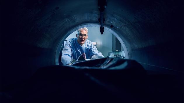 """人们开始倡导一种更清洁、更敏感的尸体处理方式――""""碱性水解尸体""""。"""