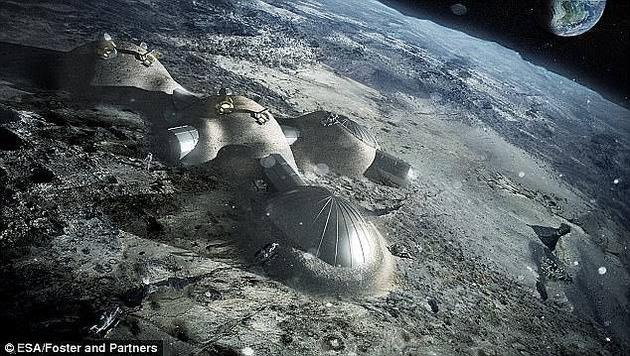 到2030年,可能会有6-10名先驱者――科学家、技术员和工程师抵达月球,首次实现月球定居,2040年月球定居人数将增长至100人。