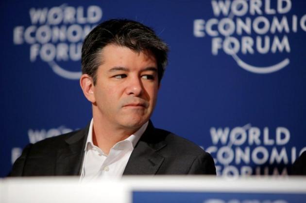Uber前CEO卡拉尼克