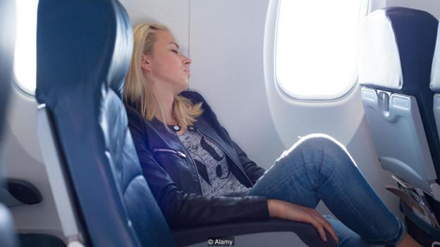 坐飞机时的轻微缺氧使我们更容易疲劳。